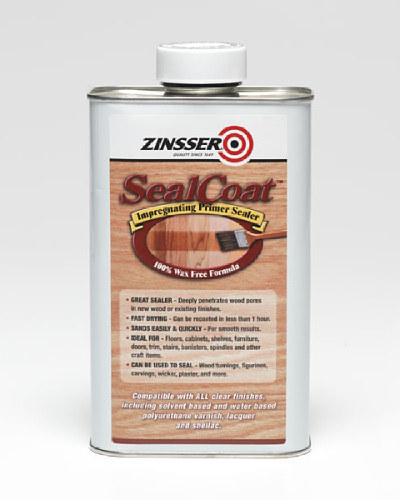 Seal Coat - 1 Litre