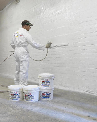 AllCoat Interior Water Based White - 10 Litre