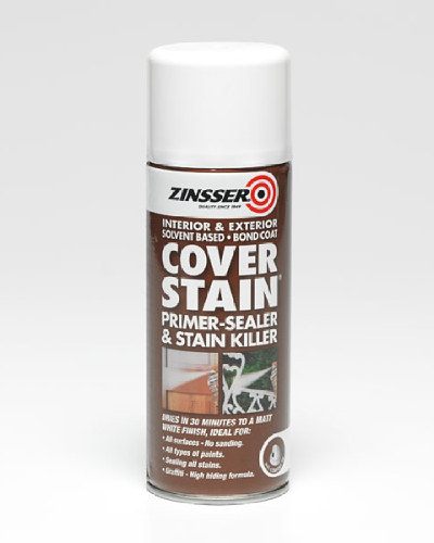 Cover Stain Aerosol - 390ml
