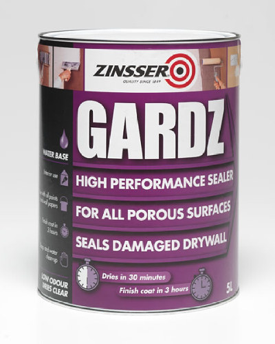 Gardz High Performance Sealer - 2.5 Litre